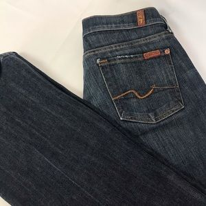 """7 For All Mankind Women's Jeans Size 26 Inseam 33"""""""